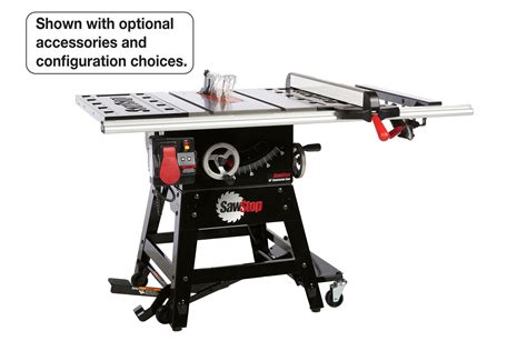 sawstop table saw dimensions sawstop cns175 sfa30 1 3 4 hp contractor saw with 30 inch
