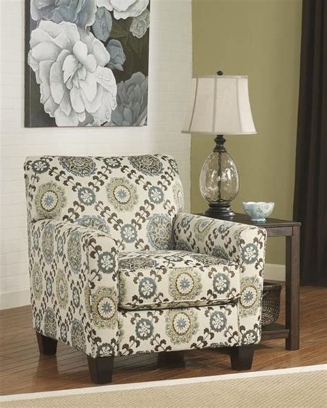 ashley furniture corley seagrass accent chair  classy
