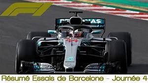 Essai Formule 1 : r sum essais de barcelone 2018 journ e 4 formule 1 youtube ~ Medecine-chirurgie-esthetiques.com Avis de Voitures