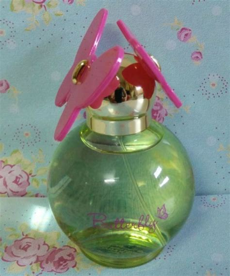 marks and spencer butterfly eau de toilette review