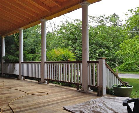 front porch railing design front porch railing karenefoley porch and chimney
