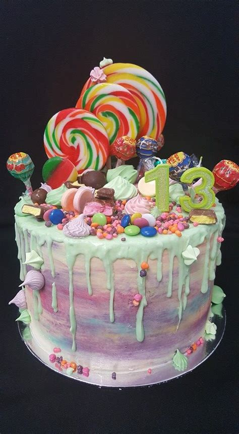 cakes decorated with lollies 25 best lolly cake ideas on lollipop cake