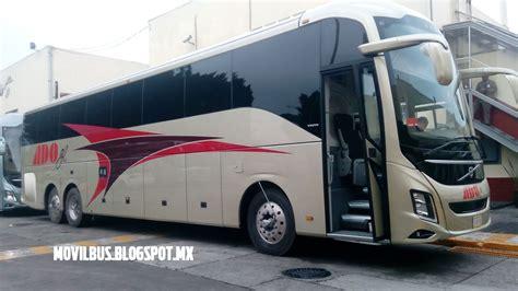 Movilbus Volvo 9800 Inicia Pruebas En Ado Gl