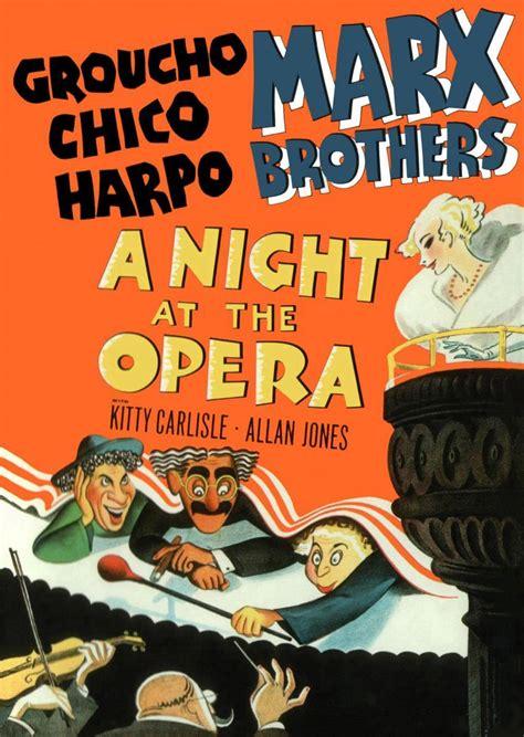 A Night at the Opera (1935) - FilmAffinity