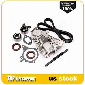Timing Belt Kit  U0026water Pump Fits 2003 2004 2005 Kia Rio 1