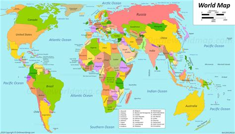 world maps maps   countries cities  regions