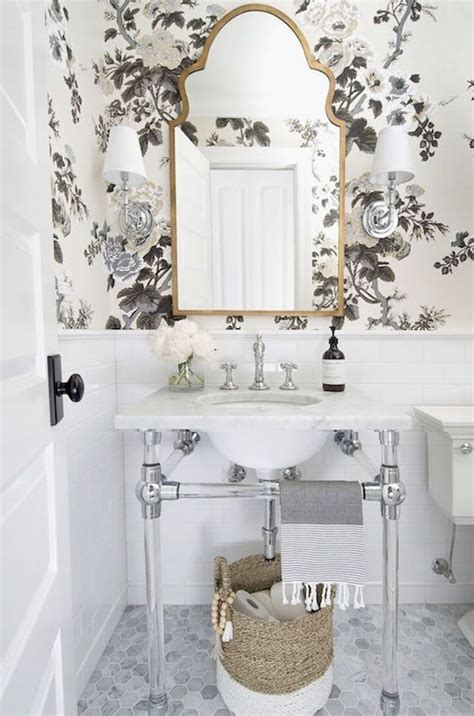 beach house renovation bathroom wallpaper options