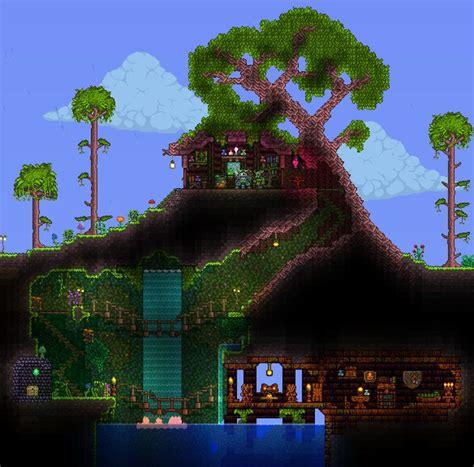 witch doctors jungle hut terraria terrarium terraria