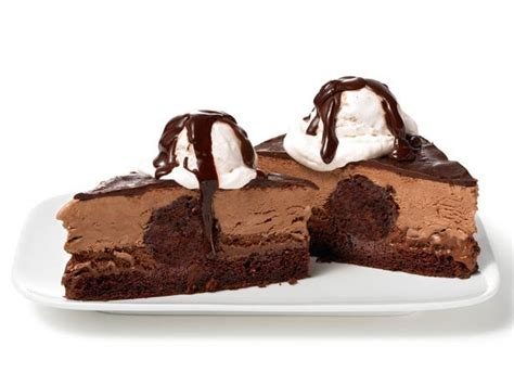 famous chocolate mousse cake recipe food network