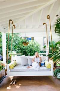 Porch Swing Makeover With Gdc