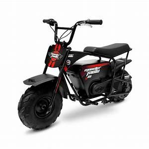 Monster Moto 1000-Watt Electric Mini Bike-MM-E1000-BR