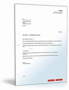 Kündigung Eigenbedarf Frist : beschwerde an architekt baum ngel muster vorlage zum ~ Lizthompson.info Haus und Dekorationen