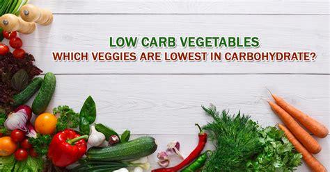 carb vegetables high  nutrition