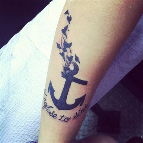 25 best ideas about refuse to sink on pinterest anchor
