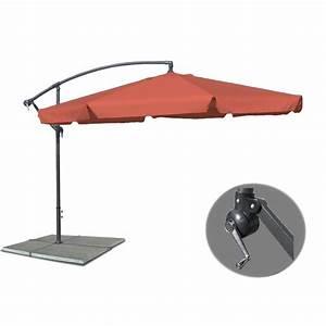 Sonnenschirm 4m Mit Kurbel : ampelschirm 4 m g nstig kaufen geld sparen bei mitvollemdampf ~ Eleganceandgraceweddings.com Haus und Dekorationen