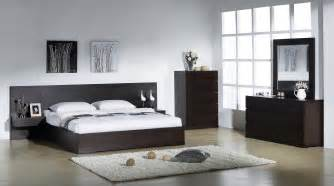 Black Dresser With Mirror Cheap by Echo Modern Bedroom Set