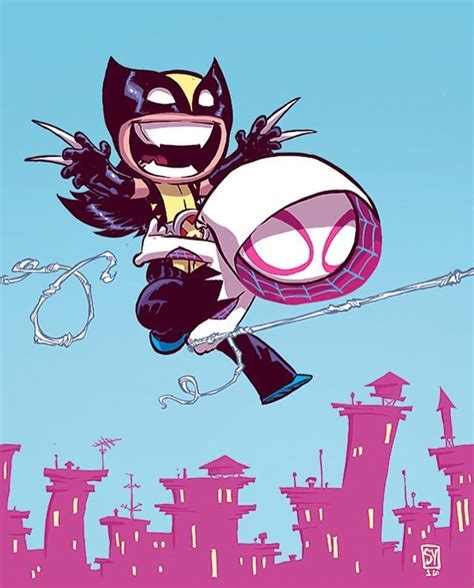 foto de Skottie Young: Wolverine Annual Skottie young All new