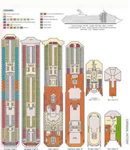 carnival victory deck plan