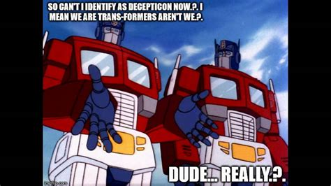Transformers Meme - funny transformers meme video dont hate youtube