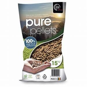 Pellets De Bois : granul s de bois pure pellets en sac 15 kg leroy merlin ~ Nature-et-papiers.com Idées de Décoration