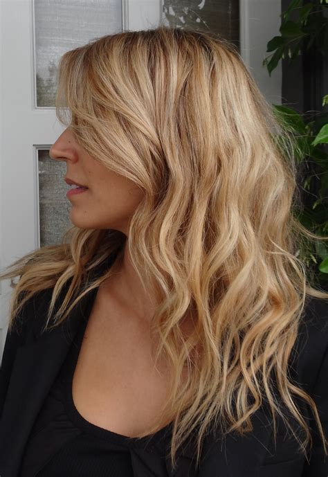 Blondish Hair Color by Neil George