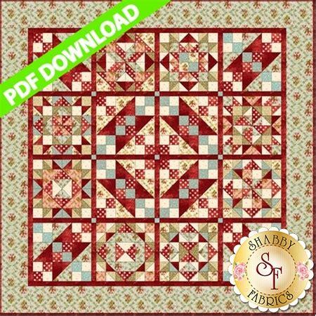 shabby fabrics downloads daphne pattern pdf download