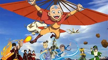 Airbender Avatar Last Aang Dark Pc Wallpapers