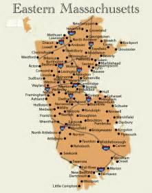 similiar map of eastern ma towns keywords