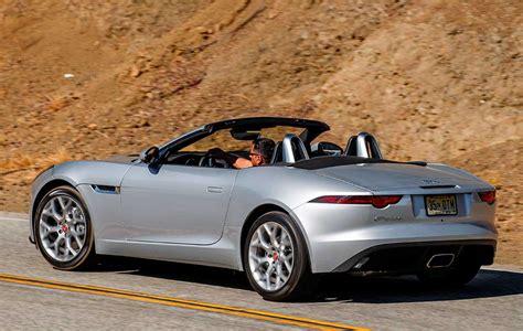 Jaguar Ftype 2019 Ganha Nova Opção De Motor E Parte De R