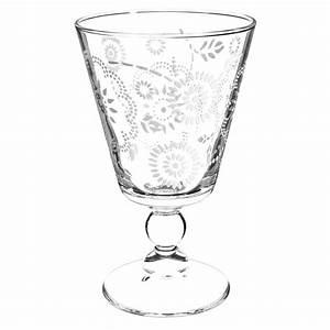 Verres à Vin Maison Du Monde : verre pied en verre premier maisons du monde ~ Teatrodelosmanantiales.com Idées de Décoration