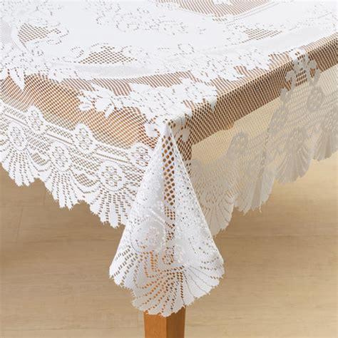 Oversized Lace Tablecloth   Boscov's
