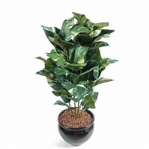 Fausse Plante Verte : fausse plante interieur ~ Teatrodelosmanantiales.com Idées de Décoration