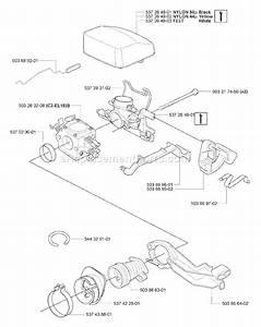 Husqvarna 128ld Parts Diagram
