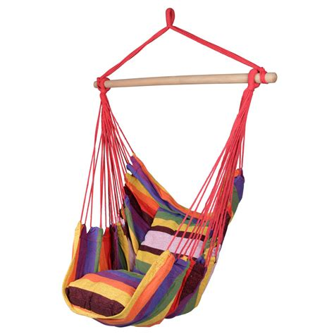 hammock hanging rope chair porch swing seat patio cing
