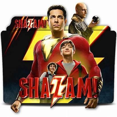 Icon Folder Shazam Zenoasis Marvel Deviantart Captain