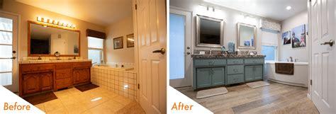 custom bathroom remodel  modesto bathcrate arnhem place