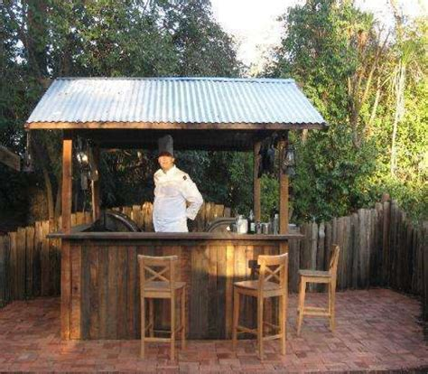 Amazing Outdoor Gazebo Of Diy Outdoor Bar Ideas 6 Backyard