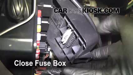 ford windstar interior fuse check  ford