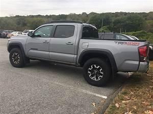 2019 Toyota Tacoma Trd Off-road  Premium  Tech
