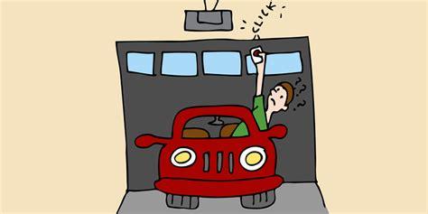 garage door opener light not working garage door opener not working check the lights and get