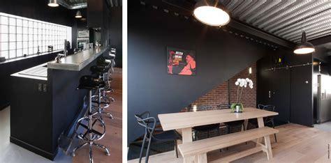 cuisine avec bar projet so 39 house maison de ville de style industriel à