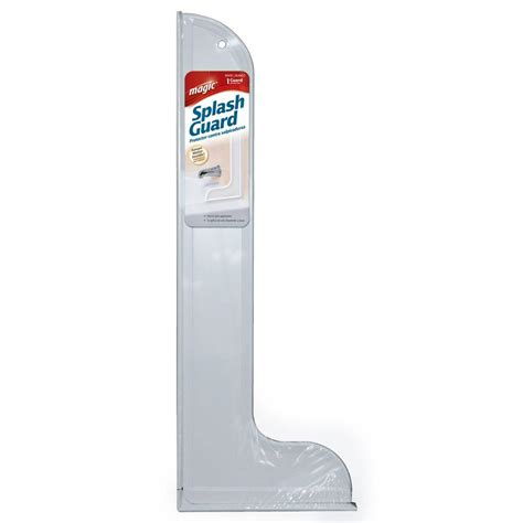 Splash Guard For Bathtub by Magic Large Splash Guard For Tubs And Showers 3003 The
