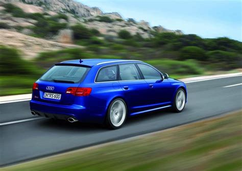 Audi Rs 6 C6 Top Speed by 2008 Audi Rs6 Avant Gallery 227844 Top Speed