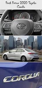 First Drive  2020 Toyota Corolla