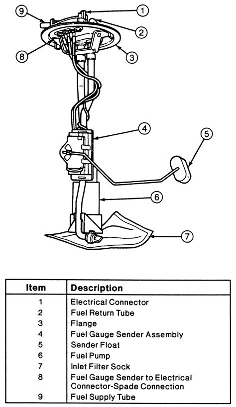 1996 Ford Explorer Fuel Line Wiring by Solved Need To Replace Fuel For 1996 Ford Explorer