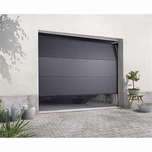 Porte De Garage Enroulable Pas Cher : porte de garage sectionnelle motorisee pas cher 28 ~ Dailycaller-alerts.com Idées de Décoration