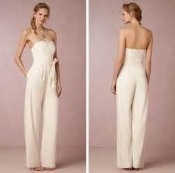combinaison pantalon femme mariage combinaison pantalon femme chic en 23 idées de mariage