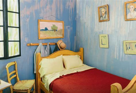 analyse du tableau la chambre de gogh idée week end louez la chambre de gogh sur airbnb