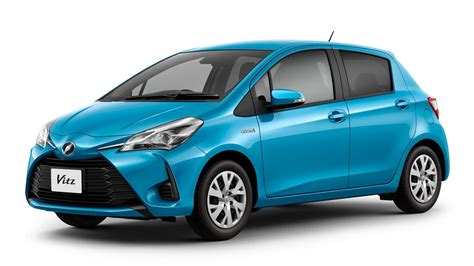 toyota hybrid 2017 toyota yaris hybrid launched in japan performance