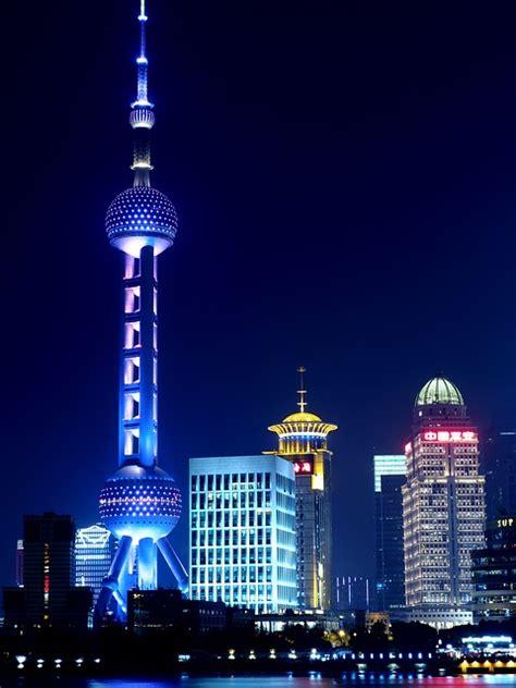 photo shanghai oriental pearl tv tower  image
